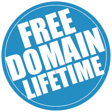 free domain lifetime